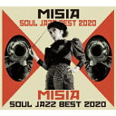 MISIA/MISIA SOUL JAZZ BEST 2020(通常盤)
