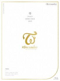 "TWICE/TWICE DOME TOUR 2019 ""#Dreamday"" in TOKYO DOME(初回生産限定盤)(Blu−ray Disc)"
