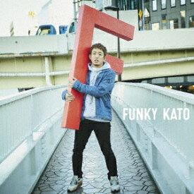 ファンキー加藤/「F」(初回限定盤)(DVD付)