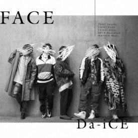 Da−iCE/FACE(初回限定盤C)(DVD付)