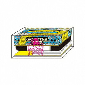 GO TO THE BEDS&PARADISES/GO TO THE BEDS & PARADISES −LUXURY TISSUE BOX−(完全生産限定盤)(Blu−ray Disc付)