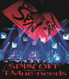 宇都宮隆/木根尚登/tribute live SPIN OFF T−Mue−needs(Blu−ray Disc)