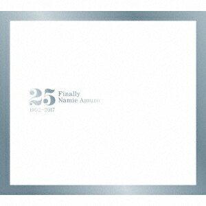 安室奈美恵/Finally 3CD+DVD[スマプラ対応][通常仕様]