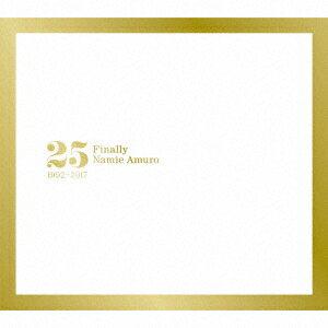 安室奈美恵/Finally 3CD[スマプラ対応][通常仕様]