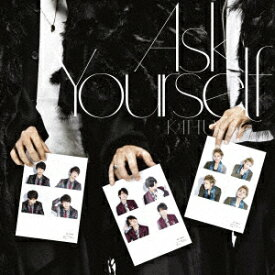 KAT−TUN/Ask Yourself(初回限定盤)(DVD付)
