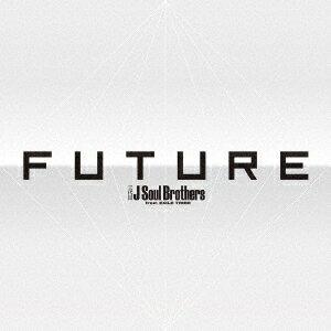 三代目 J Soul Brothers from EXILE TRIBE/FUTURE 3CD+3DVD[スマプラ対応]