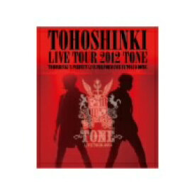 東方神起/東方神起 LIVE TOUR 2012〜TONE〜(Blu−ray Disc)