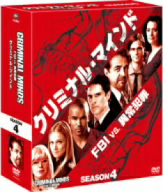 クリミナル・マインド FBI vs.異常犯罪 シーズン4 コンパクト BOX