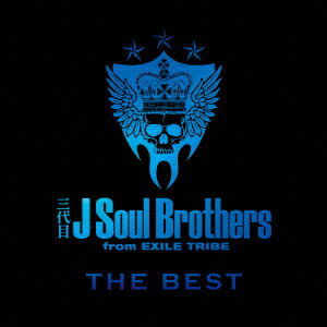 三代目 J Soul Brothers from EXILE TRIBE/THE BEST/BLUE IMPACT(2Blu−ray Disc付)