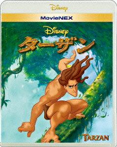 ターザン MovieNEX ブルーレイ+DVDセット