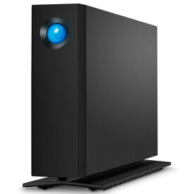 LaCie STHA4000800(ブラック) 外付けHDD 4TB USB3.1(Gen1) 接続