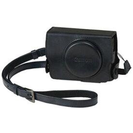 CANON CSC-G12BK(ブラック) ソフトケース G7 X Mark III用