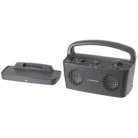 オーディオテクニカ AT-SP767XTV BK(ブラック) SOUND ASSIST デジタルワイヤレススピーカーシステム