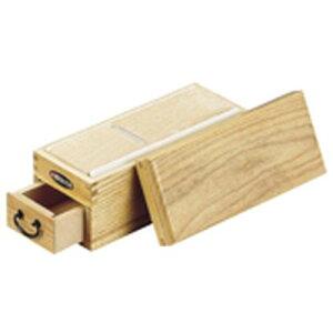 小柳産業  木製かつ箱(キハダ材) いろり端 旨味 4964586102014