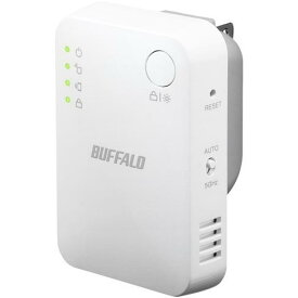 バッファロー WEX-733DHPS 無線LAN中継機 エアステーション 11ac/n/a/g/b 433+300Mbps