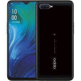 OPPO Oppo Reno A(ブラック) 6GB/64GB SIMフリー CPH1983