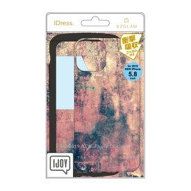 サンクレスト I33ABZ03(グランジオレンジ) iPhone11Pro用ケースBZGLAMIJOY