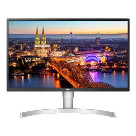 LGエレクトロニクス 27UL550-W 27型ワイド 4Kディスプレイ HDR10対応