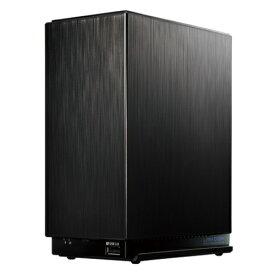 IODATA HDL2-AAX6 デュアルコアCPU搭載 ネットワーク接続ハードディスク 6TB 2ベイ