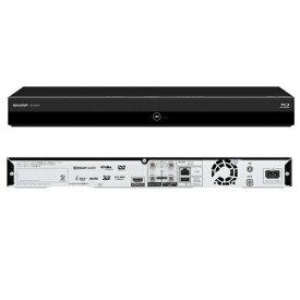 シャープ 2B-C05CW1 AQUOS ブルーレイディスクレコーダー ダブルチューナー 500GB