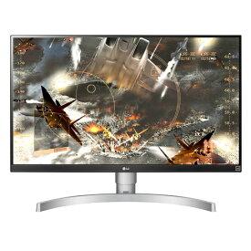 LGエレクトロニクス 27UL650-W 27型 4Kディスプレイ DisplayHDR400対応
