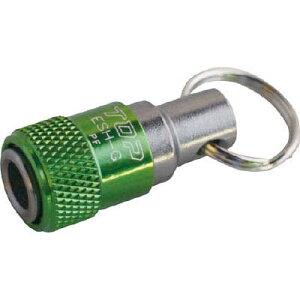 トップ工業 ESH-G 携帯用ソケットホルダー リング付 グリーン