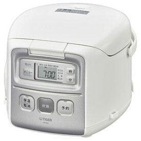 タイガー魔法瓶 JAI-R552-W(ホワイト) 炊きたて マイコン炊飯ジャー 3合