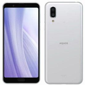 シャープ AQUOS sense3 plus SH-M11(ホワイト) 6GB/128GB SIMフリー