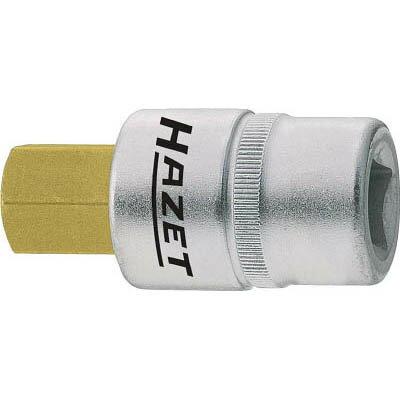 ハゼット 986-10 ヘキサゴンソケット(差込角12.7mm)