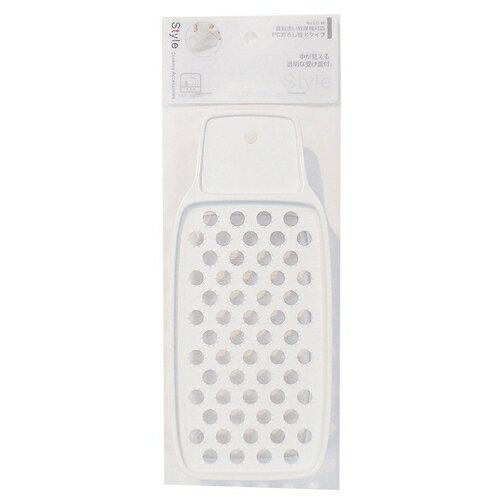 ベストコ STYLE 食洗機対応 プラスチック製 おろし器 LC-048