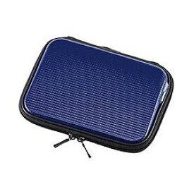 サンワサプライ PDA-EDC30BL(ブルー) 電子辞書衝撃吸収ハードケース