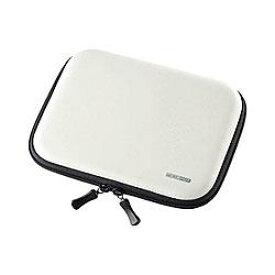 サンワサプライ PDA-EDC31W(ホワイト) セミハード電子辞書ケース