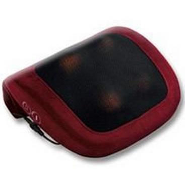 アルインコ MCR8115R(レッド) クッションマッサージャー「寝ころびマッサージャー 肩もん」