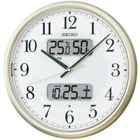セイコー KX384S 電波掛け時計