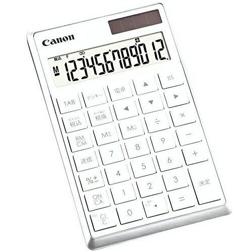 CANON SI-120T 卓上電卓 12桁