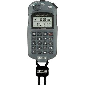 セイコー SVAX001 ストップウオッチ サウンドプロデューサー
