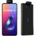 ASUS ZenFone 6(ミッドナイトブラック) 6GB/128GB SIMフリー ZS630KL-BK128S6