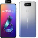 ASUS ZenFone 6(トワイライトシルバー) 8GB/256GB SIMフリー ZS630KL-SL256S8