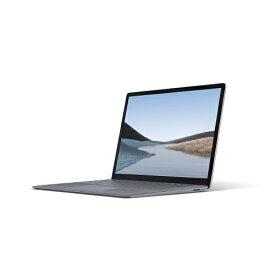 マイクロソフト Surface Laptop 3(プラチナ) 13.5型 Core i7 16GB/512GBモデル VGS-00018