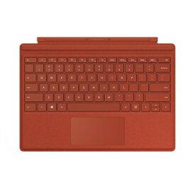 マイクロソフト Surface Pro タイプ カバー(ポピーレッド) 日本語配列 FFP-00119