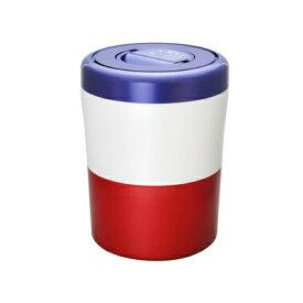 島産業 パリパリキューブライトアルファ 生ごみ減量乾燥機 1〜3人用 PCL-33-BWR(トリコロール)