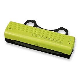 Asmix R24B-G(グリーン) A4対応 ラミネーター