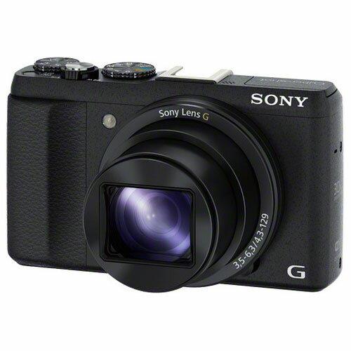 Cyber-shot DSC-HX60V