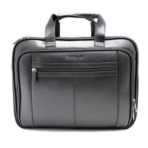 サムソナイト 43122 1041 Checkpoint Friendly Leather Business Case