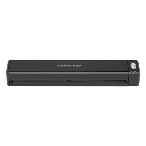 富士通 ScanSnap iX100(ブラック) スキャナー 2年保証モデル