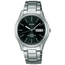 SEIKO AEFD540 ALBA(アルバ) ソーラー メンズ