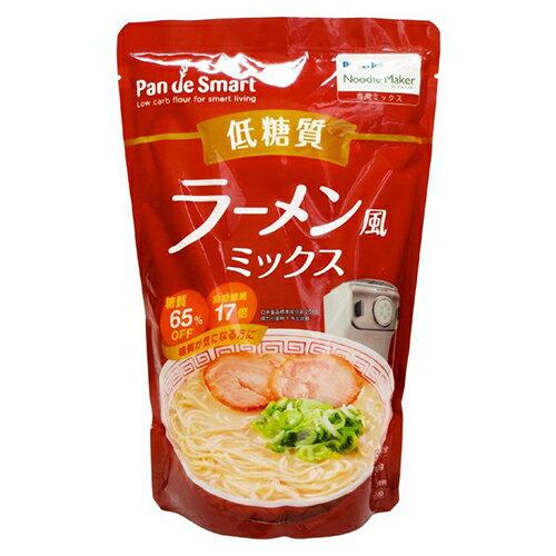 鳥越製麺 TR200 ヌードルメーカー専用 低糖質ラーメン風ミックス 500g/袋 5〜6人分
