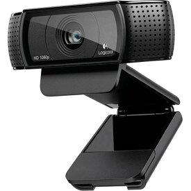 ロジクール C920r(ブラック) HD Pro Webcam