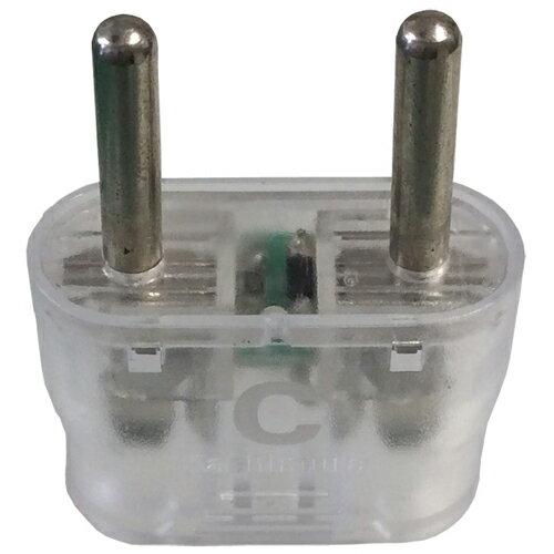 カシムラ NTI-53 海外用光る変換プラグCタイプ