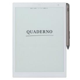 富士通 FMV-DPP04 QUADERNO(クアデルノ) 電子ペーパー A5サイズ